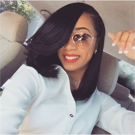 stunning bob hairstyles  black women