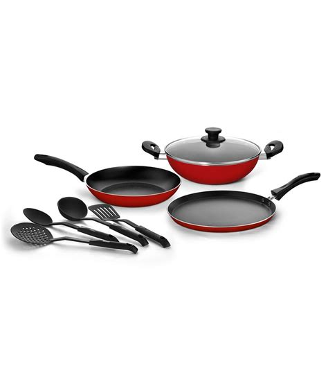 stick non pigeon gift cookware pcs pan sets nonstick bakeware hover zoom