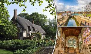 Discover Shakespeare's birthplace Stratford-upon-Avon ...