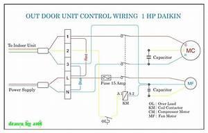 Mitsubishi Mini Split Wiring Diagram Sample