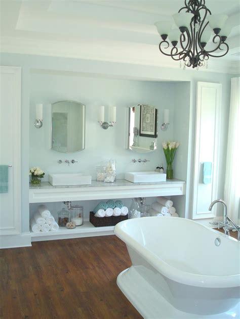 Spa Style Bathroom Vanity by Photos Hgtv