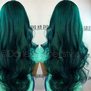 Navy Blue Lowlights by Best 25 Teal Hair Ideas On Blue