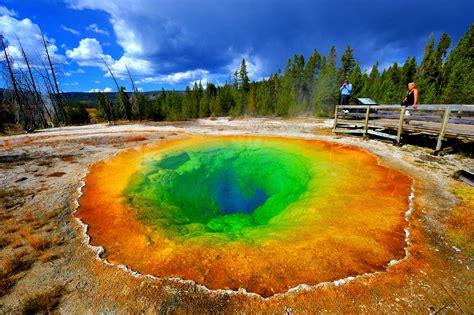 natural beauty   yellowstone national park