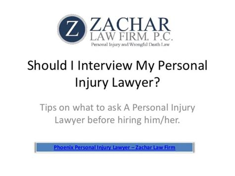 How To Hire The Right Personal Injury Law Firm For You