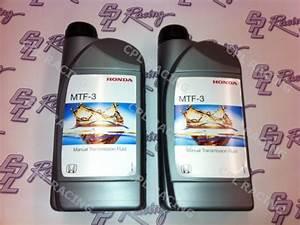 Transmission Fluid Type Chart Honda Mtf3 Transmission Gearbox Oil 1 Litre Bottle