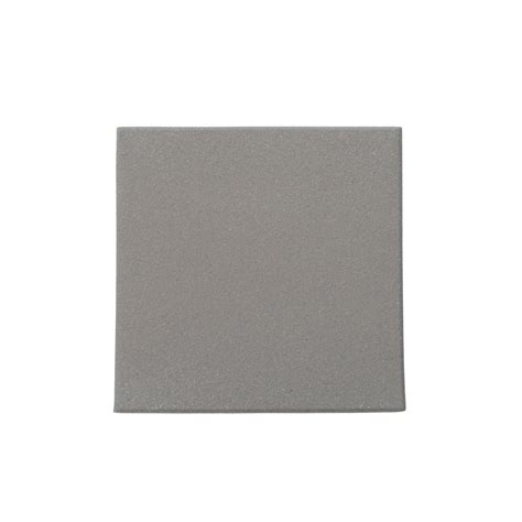 daltile quarry ashen gray 6 in x 6 in ceramic floor and wall tile 11 sq ft 0t03661p