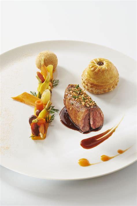 cuisine pigeon pigeon rochedy buron grandschefsrelaisetchateaux mof