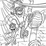 Away Flushed Coloring Pages Colouring Print Cartoon Getcolorings Coloringtop Colouri sketch template