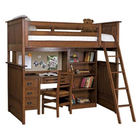 bunk loft with desk bedroom cheap bunk beds loft beds for teenage girls cool