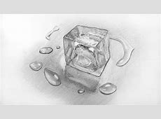 Drawing Of Water Droplets Pencil Shade How To Draw Water