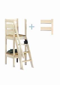 Holz Für Hochbett : treppe zu hochbett etagenbett treppe mit gel nder ~ Michelbontemps.com Haus und Dekorationen