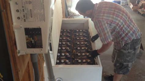 How Wire Off Grid Solar Battery Bank For Most