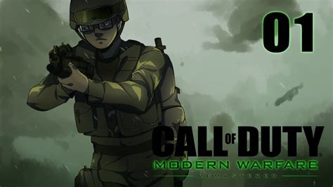 Call Of Duty 4 Modern Warfare Remastered Campaign