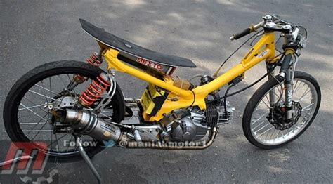 Tune Up Jupiter Z Harian by Best Time 130cc Septian Tuponk
