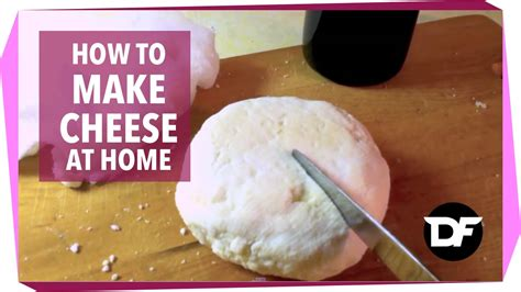 to make at home how to make cheese at home
