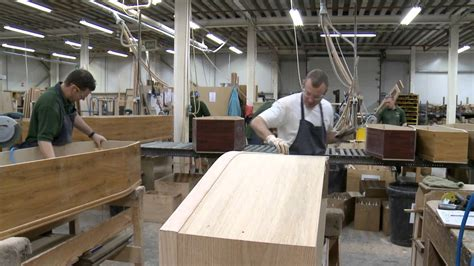 JC Atkinson - Coffin Manufacturer - YouTube