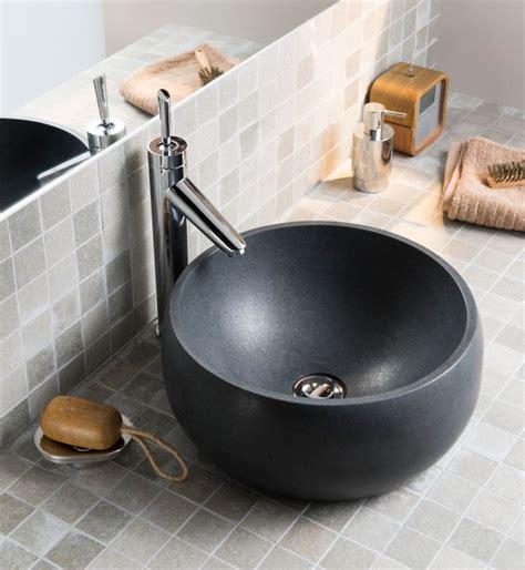 Les Design A Poser Choisir Une Vasque Ou Un Lavabo Castorama