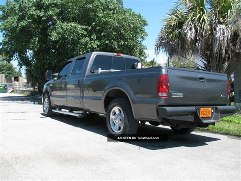 Ford F250 Diesel Specs by 2007 Ford F250 6 0 Diesel Specs