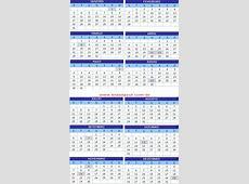 Nutrição, Culinária e Tecidos Calendários 2011