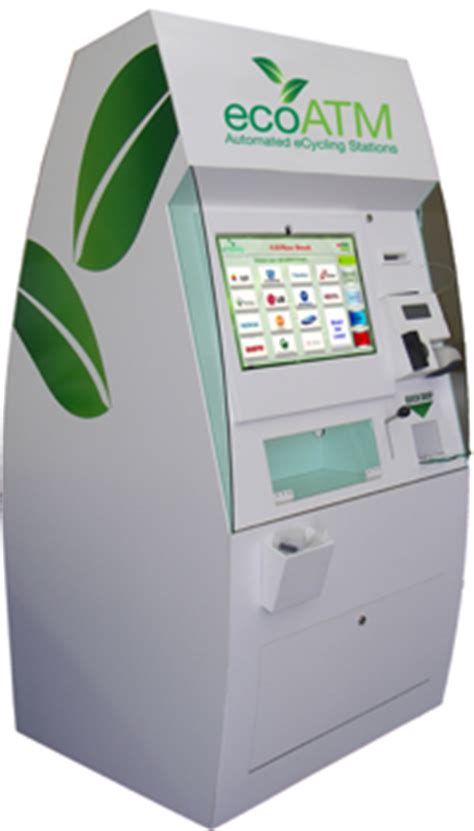 ecoatm phone prices electronic recycling vending machines