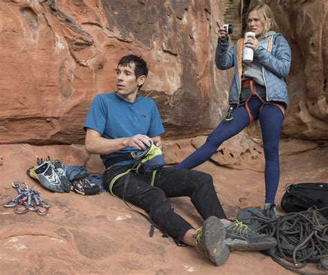 Capitan Rock Climber Alex Honnold Home Las Vegas