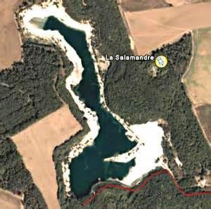 chaise dieu du theil avec earth tous les lacs et reservoirs pour la