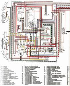 1965 Karmann Ghia Wiring Diagram