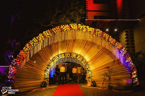 Indian Wedding Entrance Decoration by 8 Wedding Gate Decoration Ideas That No One Will Forget