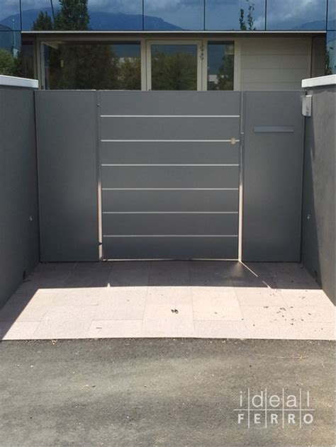 cancello pedonale idealferro