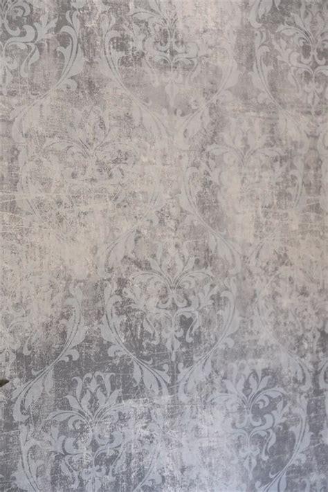 tapete vintage look 8 48 m 178 vintage tapete jeanne d arc living 10x0 53 m grau gemustert ebay