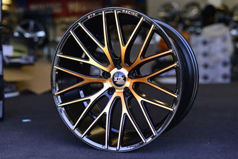staggered str wheels  copper rims str