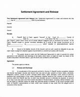 Mutual Release Of Contract Claims Images