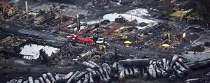 New Charges Laid in Canada's Lac-Megantic Rail Disaster ...