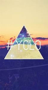 YOLO You Only Live Once Retro iPhone 6 Plus HD Wallpaper ...