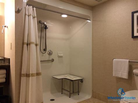 hotel review las vegas marriott wheelchair access