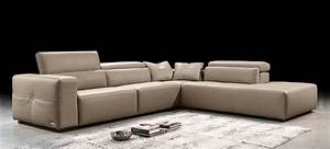 Il decor boston gamma arredamenti for Gamma leather sectional sofa