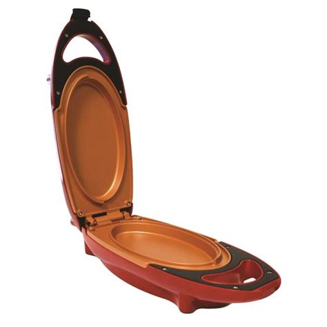 tv red copper express  stick cooker walmartcom