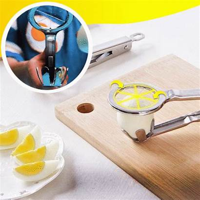 Egg Cutter Stainless Steel Molooco