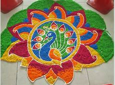 25 Beautiful and Easy Rangoli Designs for Diwali Indiamarks