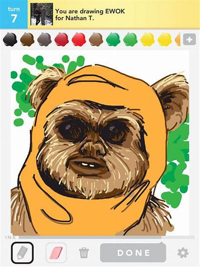 Draw Something Drawing Ipad Why Works Games