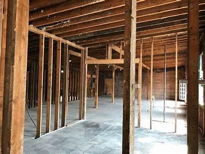 Construction Phase Update Progress Demolition Begin Completed