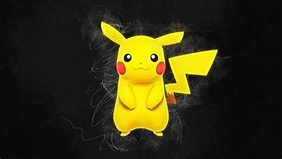 Pikachu 4k Wallpapers Artwork Pokemon Digital Artist