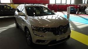 Renault Koléos Initiale Paris : 2018 renault koleos initiale paris dci 175 exterior and interior salon automobile lyon 2017 ~ Gottalentnigeria.com Avis de Voitures