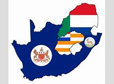 FileFlag map of South African Colonies Pre 1910 Union