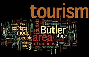 Tourism  The Butler Model