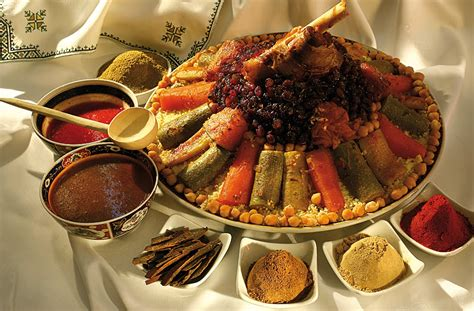 cuisine marocaine couscous cuisine marocaine recette junglekey fr image 100