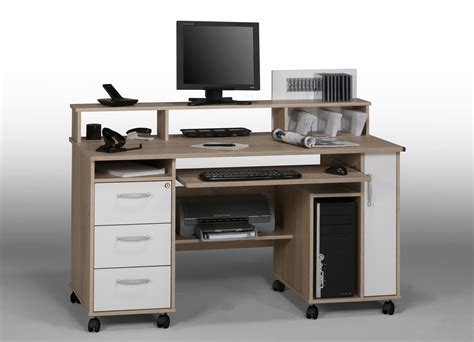 bureau ordinateur portable decoration but informatique bureau informatique