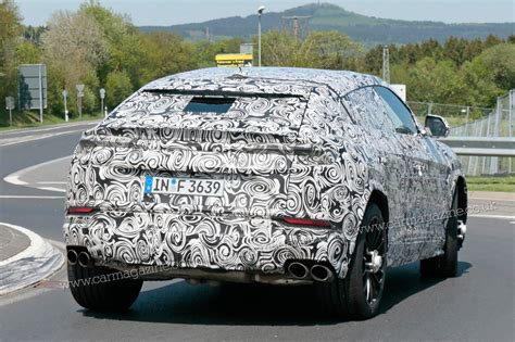 jeep lamborghini new lamborghini urus suv spotted being thrashed around the