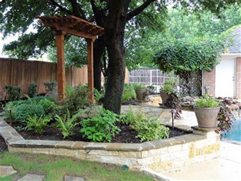 landscape  design landscape contractor  north texas