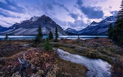 Canada Landscape Lake Bow Wallpapers13 Resolution Zdroj